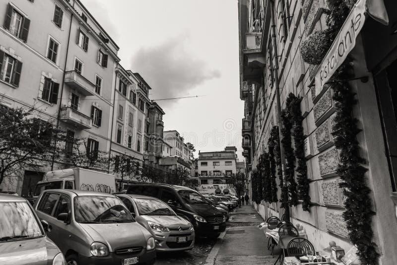 Красивые фото старого Рима стоковые фотографии rf