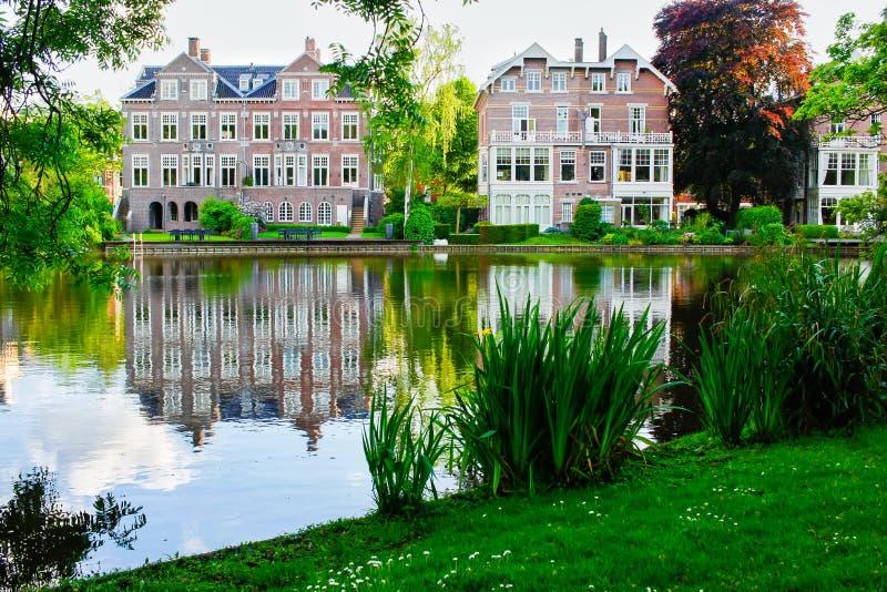 Красивый Амстердам стоковое изображение rf