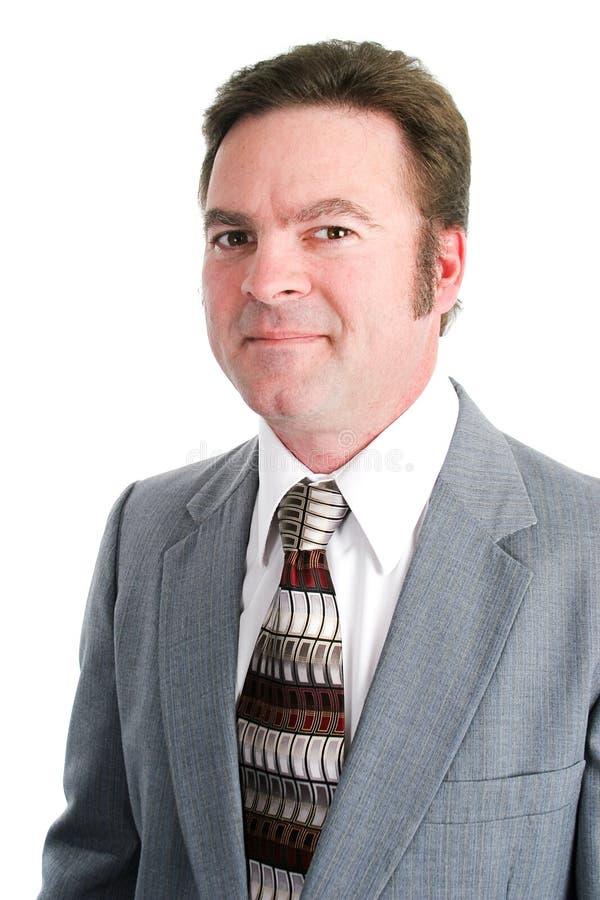 Красивый бизнесмен в его пятом десятке стоковая фотография