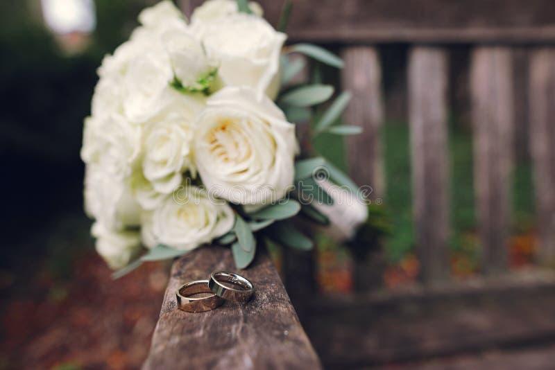 Красивый букет свадьбы стоковое изображение