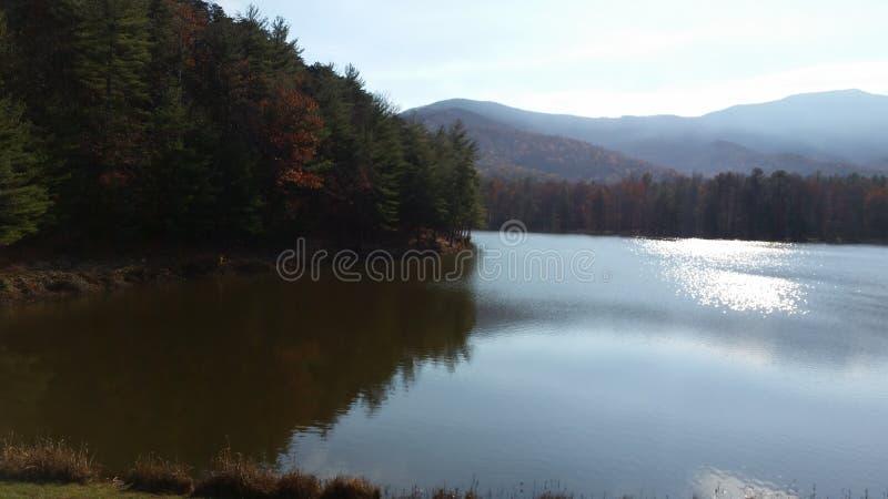 Красивый взгляд 2 воды стоковая фотография rf