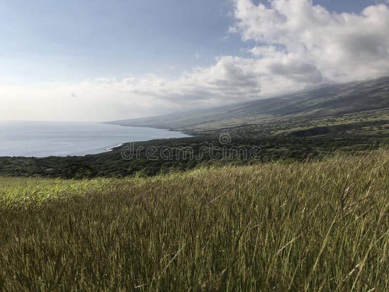 Красивый вид Maui& x27; гора s стоковые изображения rf