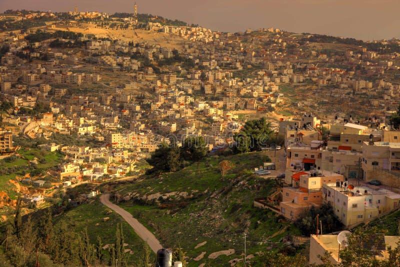 Красивый Иерусалим стоковые фото