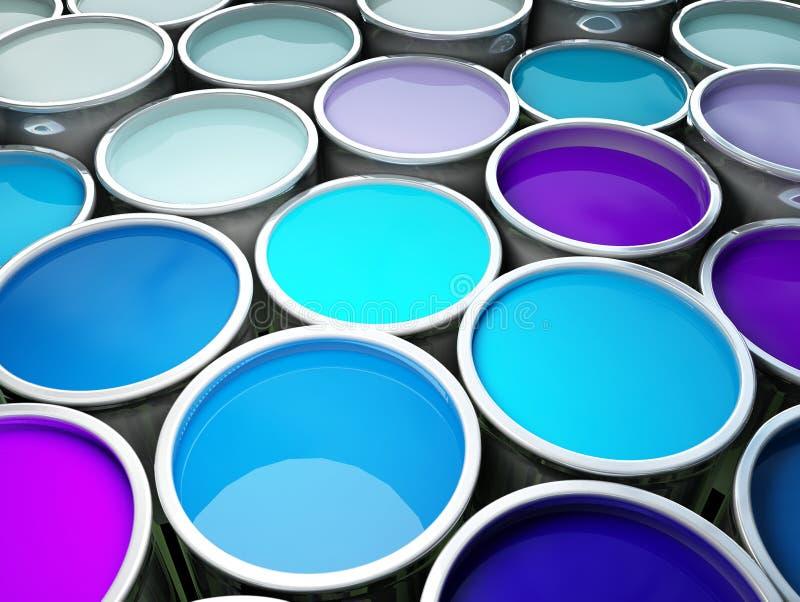Download краска цвета предпосылки стоковое фото. изображение насчитывающей изображение - 6866542