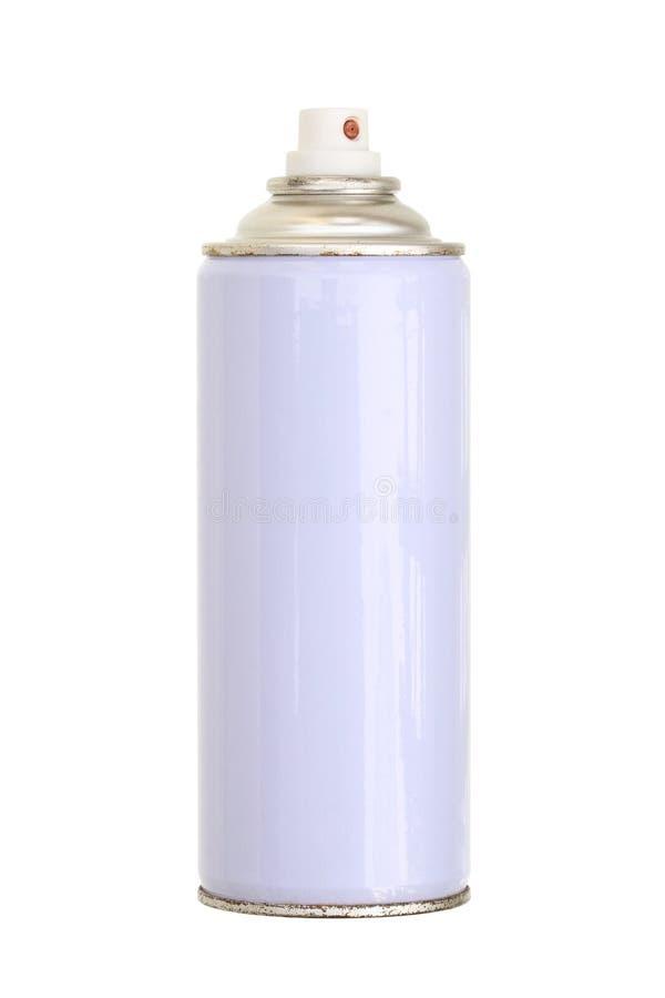Краска для пульверизатора может стоковые фотографии rf