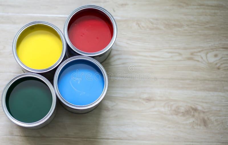 краски стоковые изображения rf