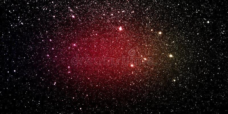 Красная и черная затеняемая предпосылка текстурированная ярким блеском r стоковые изображения rf