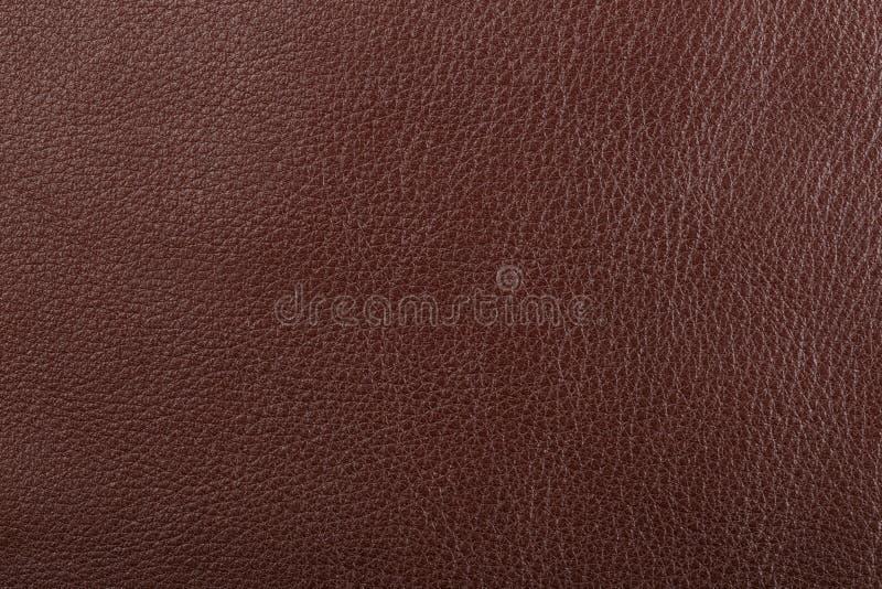 Красная кожаная текстура стоковое изображение rf