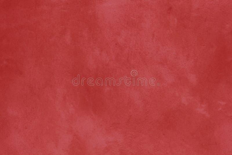 Красная конкретная предпосылка стоковая фотография rf