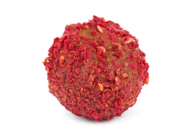 Красная конфета стоковая фотография rf