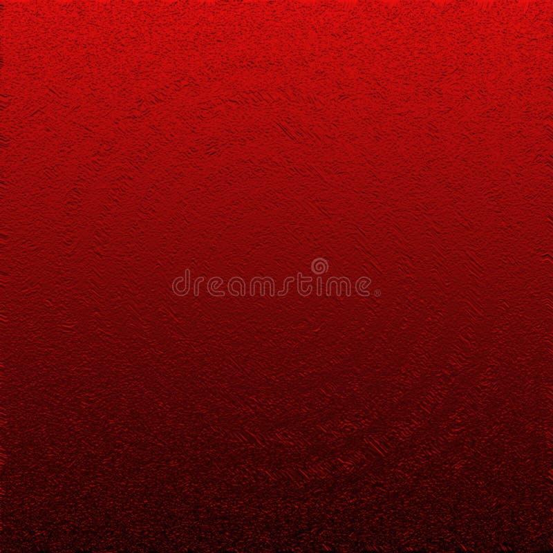 Красная предпосылка с античными кругами стоковые изображения
