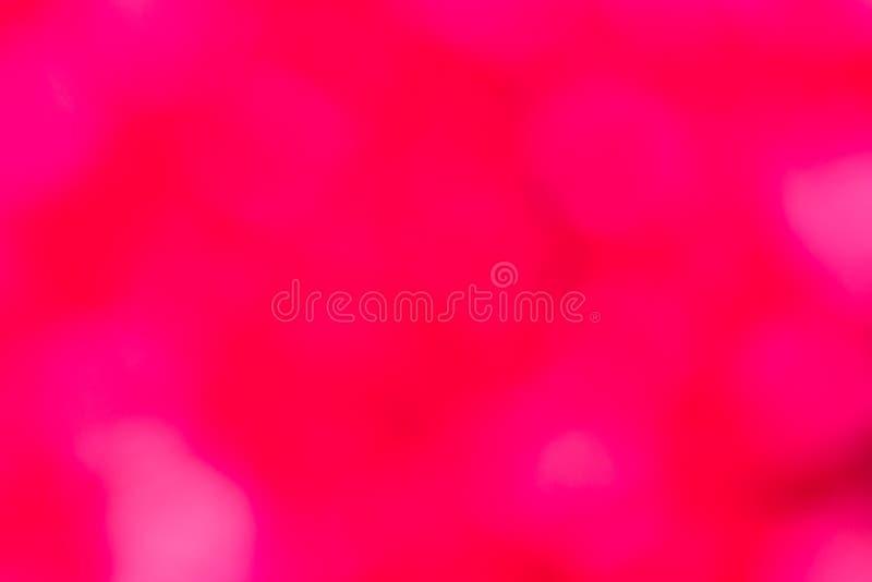 Красная предпосылка нерезкости стоковая фотография