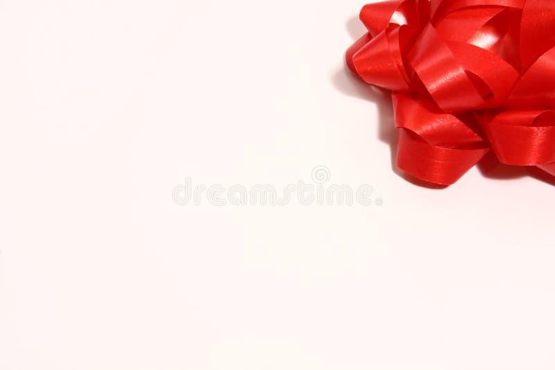 Красная предпосылка смычка стоковая фотография