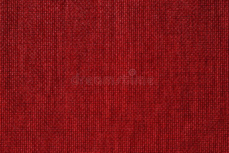 Красная предпосылка ткани стоковые фотографии rf