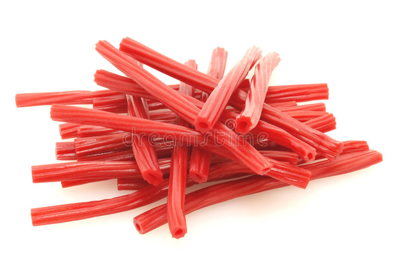 Красная солодка стоковое изображение rf