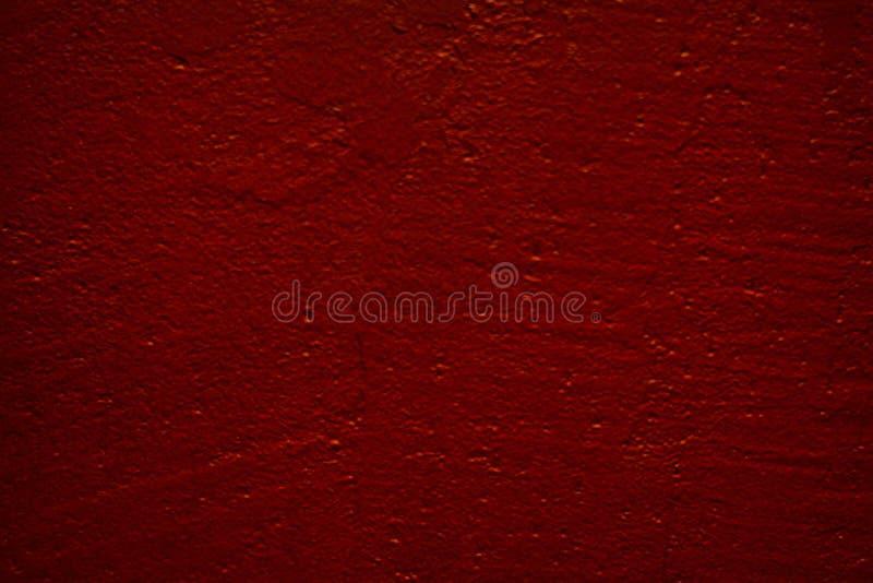 Красная стена с незакономерностями стоковые изображения