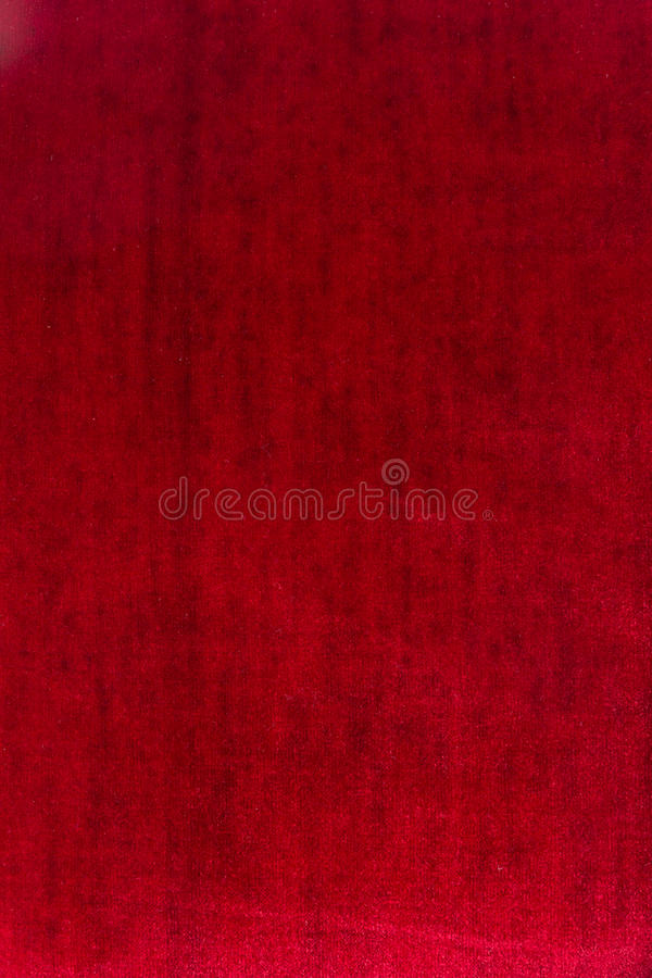 Красная текстура ткани ткани стоковое фото rf