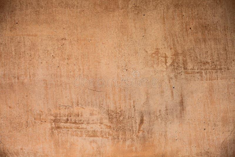 Красная текстура цемента grunge стоковые фотографии rf