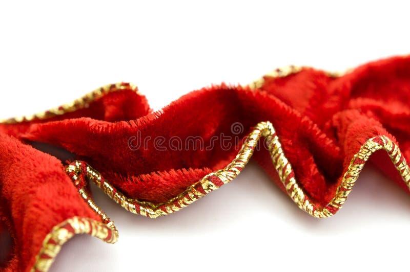 Download красная тесемка стоковое изображение. изображение насчитывающей праздник - 6861671