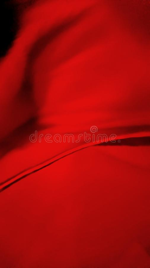 Красная ткань стоковое фото rf