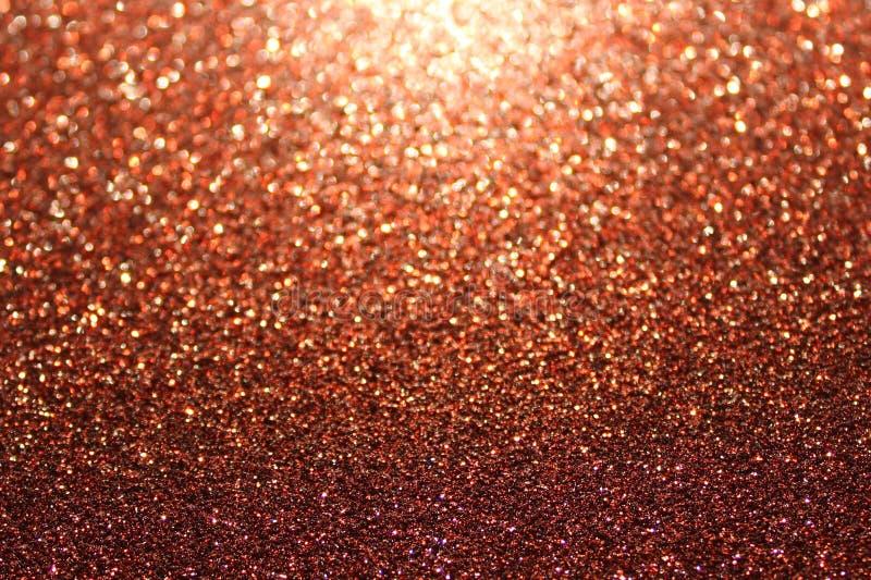 Красная glittery предпосылка стоковое изображение rf