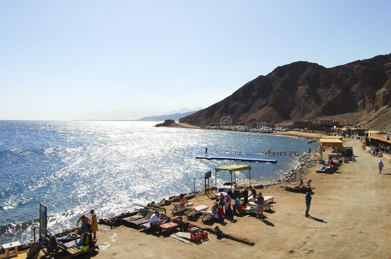 Красное Море Египета стоковая фотография rf
