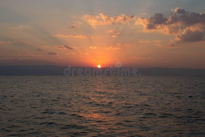Красное Море стоковое изображение