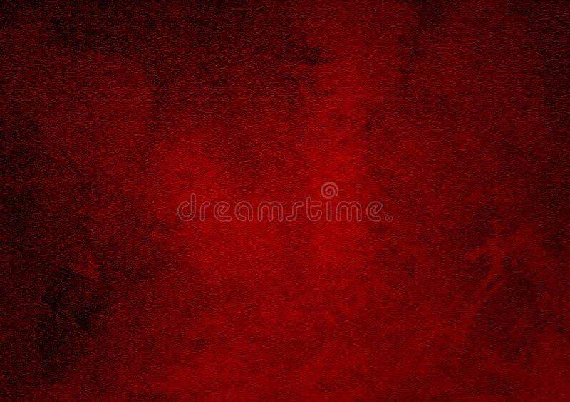 Красные текстурированные обои предпосылки для дизайнов стоковое изображение