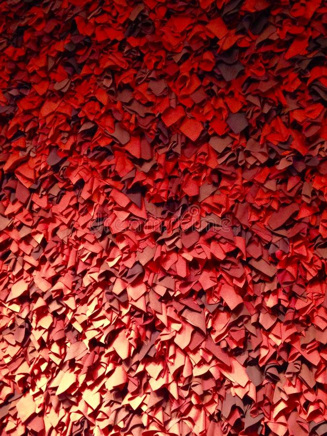 Красные текстуры стоковое изображение rf