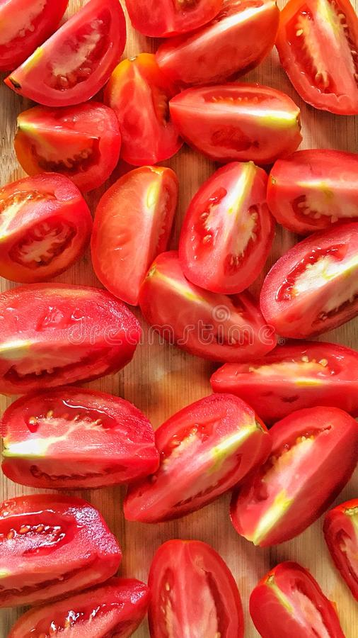 красные томаты стоковые фотографии rf