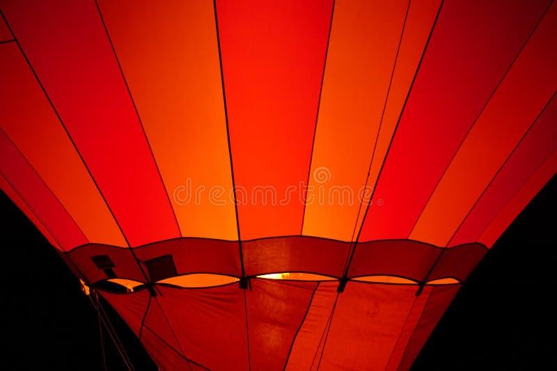 Красный воздушный шар стоковое фото rf