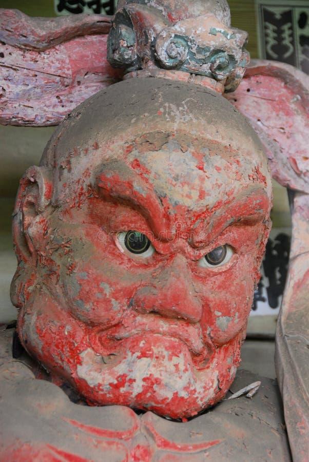 Красный демон стоковые фото