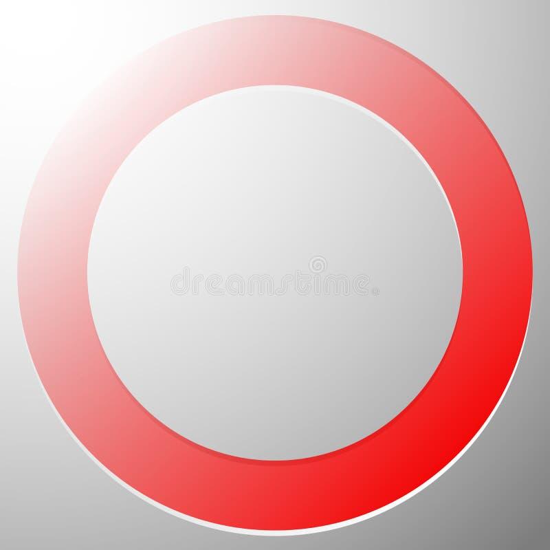 Download Красный запрет, знак ограничения - сброс, закрыл, никакое Entran Иллюстрация вектора - иллюстрации насчитывающей засорением, запрещено: 81810961