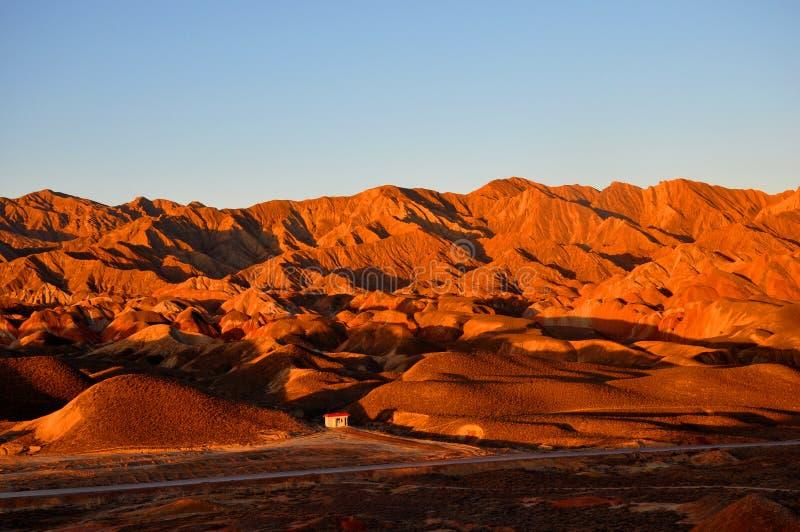 Красный каньон утеса стоковая фотография rf