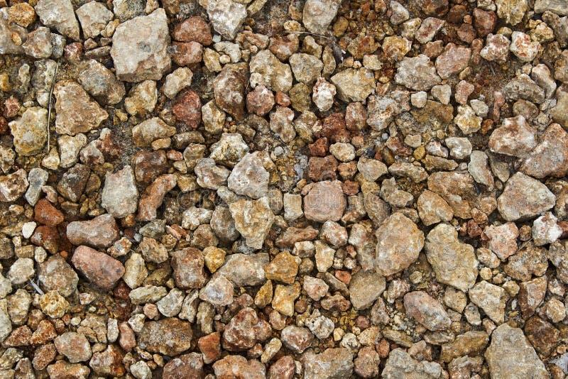 Красный, коричневый кирпич или предпосылка каменной стены текстурированная стоковые изображения rf