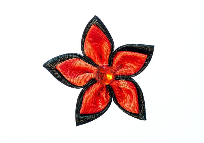 Красный цветок. стоковые фото