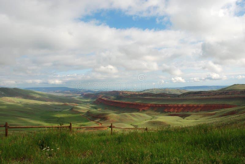 красный цвет каньона стоковые фотографии rf