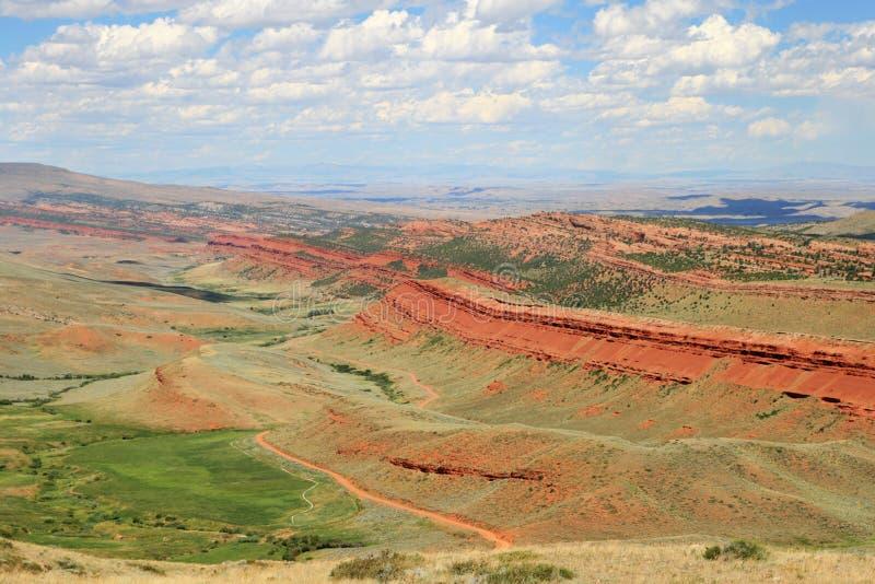красный цвет каньона стоковая фотография