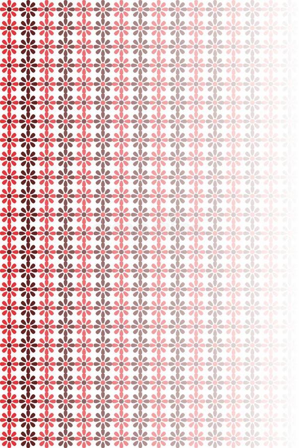 красный цвет картины цветка стоковая фотография rf