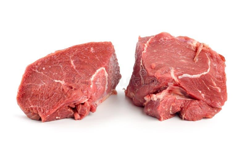 красный цвет мяса стоковая фотография