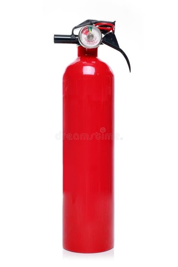 красный цвет пожара гасителя стоковые изображения rf