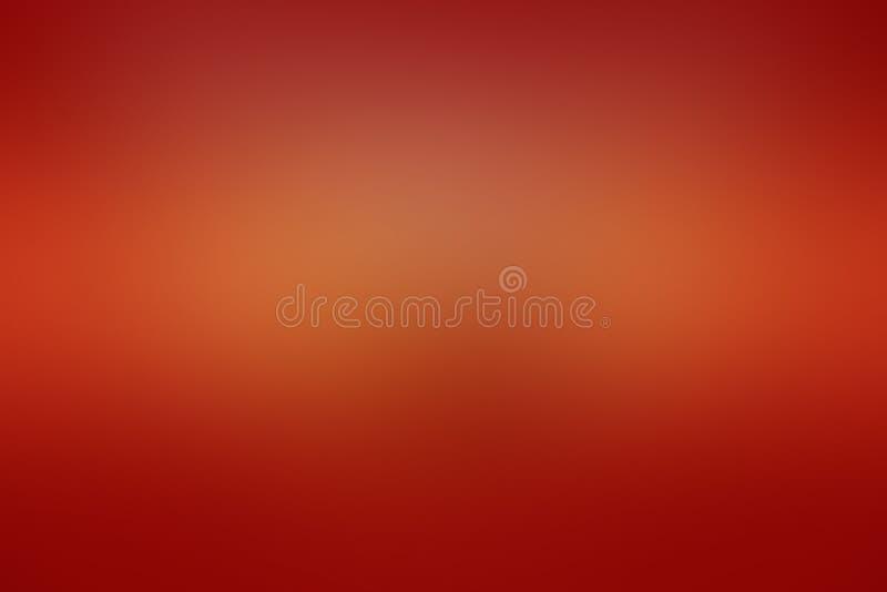 Красный цвет предпосылки градиента абстрактный, апельсин, огонь, пламя, накаляет с космосом экземпляра стоковая фотография rf
