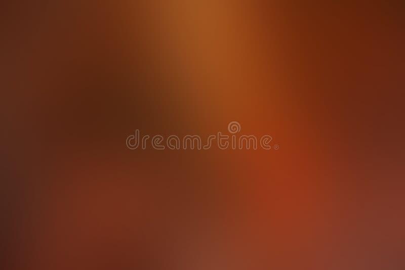 Красный цвет предпосылки конспекта градиента, апельсин, огонь, пламя, накаляет с космосом экземпляра стоковое изображение