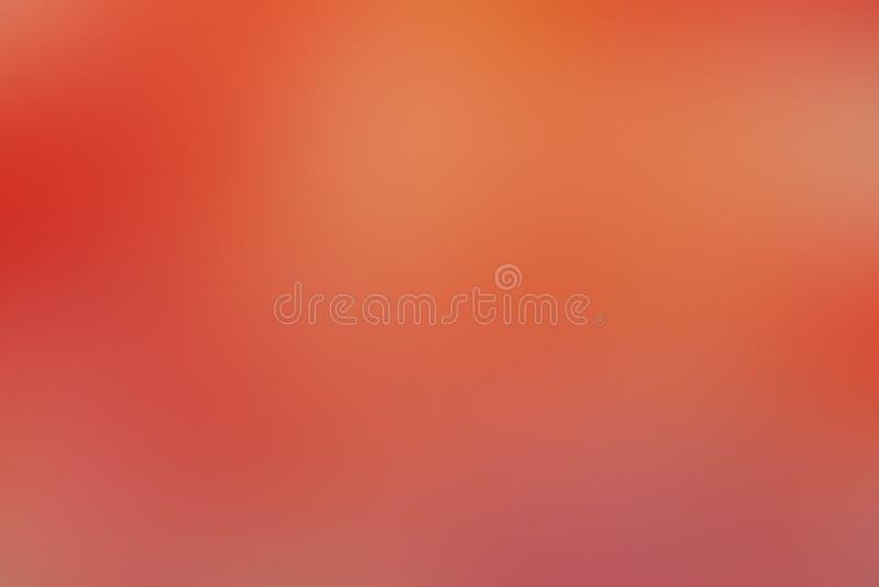 Красный цвет предпосылки конспекта градиента, апельсин, огонь, пламя, накаляет с космосом экземпляра стоковая фотография rf