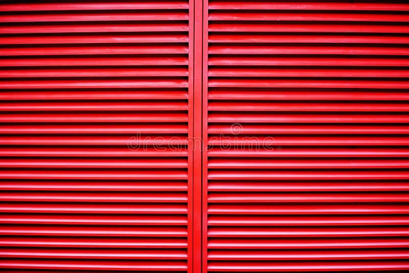 красный цвет решетки стоковая фотография rf