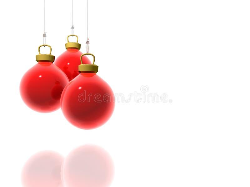 Download красный цвет рождества шариков Иллюстрация штока - иллюстрации насчитывающей иллюстрация, рождество: 6859571