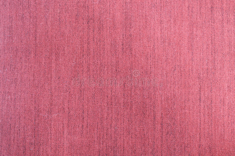красный цвет ткани стоковое изображение