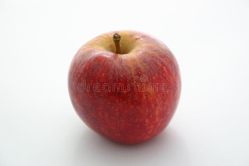 Download красный цвет яблока стоковое изображение. изображение насчитывающей аппликатора - 89487
