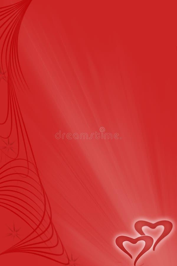 красный цвет 4 предпосылок иллюстрация штока