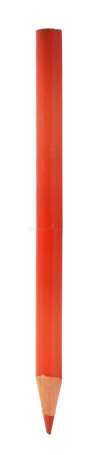 красный цвет crayon стоковая фотография rf
